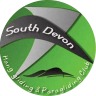 South Devon Hang-gliding and Paragliding Club logo